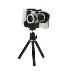 Mobile Phone Telescope 8x Zoom + Mini Tripod For Samsung S4