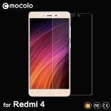 Model Mocolo Arc Edge Pelindung Layar Anti Gores Untuk Xiaomi Redmi 4 Intl Terbaru