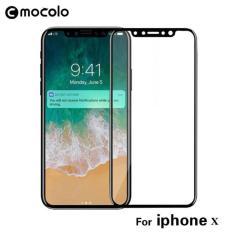 Diskon Mocolo Iphone X 3D Full Screen Tempered Glass Original Multi