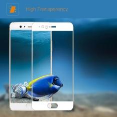 Jual Mocolo Sutra Cetak Arc Edge Melengkapi Cover Tempered Glass Layar Film Pelindung Untuk Huawei P10 Plus Putih Intl Branded Original