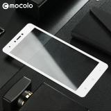 Toko Mocolo Sutra Cetak Arc Edge Cakupan Penuh Pelindung Layar Anti Gores Untuk Xiaomi Redmi Note 4 X Putih Oem Online
