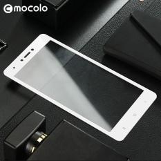 Mocolo Sutra Cetak Arc Edge Cakupan Penuh Pelindung Layar Anti Gores Untuk Xiaomi Redmi Note 4 X Putih Oem Murah Di Tiongkok