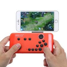 Review Mocute 055 Nirkabel Bluetooth Gamepad Handheld Joystick Untuk Ios Android Pc Tv Gray Merah Putih Intl