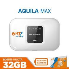 Modem Bolt 4G LTE type Aquila Max Free Kuota 32gb