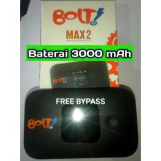 Modem Bolt! Max2 Mifi 3G / 4G / LTE Huawei E5577, UNLOCK ALL OPERATOR