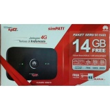 Beli Modem Mifi 4G E5573 Unlock Free Telkomsel 14Gb Online