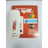 Harga Modem Wifi 4G Lte Telkomsel Flash 500Mbps Unlock All Gsm Best Seller Baru