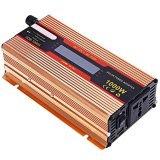 Spesifikasi Modified Sine Wave Inverter 1000 W Dc12V Untuk Ac220V Power Inverter Led Display Intl Murah Berkualitas