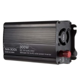 Modified Sine Wave Car Truck Power Inverter 300W Dc 12V To Ac 220V Usb Converter Intl Murah