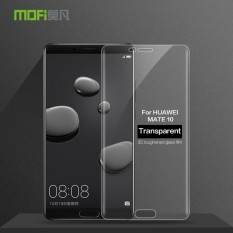 Review Mofi 3D Curved Full Screen Anti Explosion Tempered Glass Film For Huawei Mate 10 Intl Tiongkok
