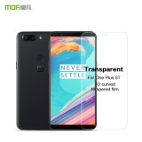 Beli Mofi 3D Curved Full Screen Anti Explosion Tempered Glass Film For Oneplus 5T Intl Yang Bagus