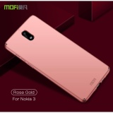 Beli Mofi For Nokia 3 Fashion Simple Pc Glossy Protective Cover Hard Case Intl Pakai Kartu Kredit