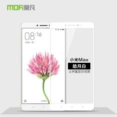 Mofi untuk Xiaomi Mi Mix Cover Hampir Penuh Pelindung Film Anti Gores-Intl