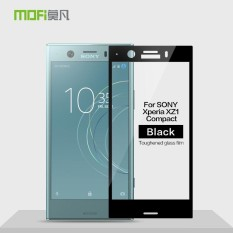 Mofi Full Coverage Tempered Glass For Sony Xperia XZ1 Compact - intl