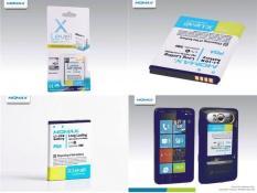 Momax Battery X-Level 1250mah HTC Wildfire S - HD7