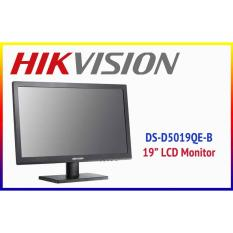 Harga Monitor Hikvision 19 Ds D5019Qe B Hikvision Online
