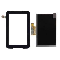 Monneymonney untuk Lenovo IdeaPad IdeaTab A1000 Panel Tampilan LCD + Sentuh Layar Digitizer Penggantian Bagian Pengiriman Gratis (...) -Internasional