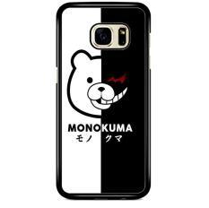 Monokuma 2 Side E1452 Casing Samsung Galaxy S7 Flat Custom Case