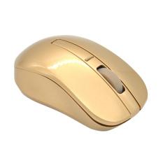 Harga Moonar 2 4 Ghz Digital Wireless Mouse Yang Mewah Emas Merk Moonar