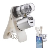 Toko Moonar Chip On Mikroskop 60X Kaca Pembesar Dengan Led Uv Light Untuk Universal Ponsel Pintar Intl Online Di Tiongkok