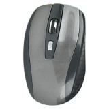 Promo Moonar Fashion 2 4Ghz Optical Mice Cordless Wireless Mouse Usb Receiver Gray Moonar Terbaru
