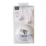 Jual Moonar Untuk Telepon Mp3 Mp4 G*rl Kid Anak Siswa Hadiah Cute Cat In Ear Stereo Earphone Dengan Headphone Case Intl Moonar Online