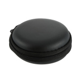 Model Moonar Tahan Eva Case Storage Carrying Hard Bag Box Untuk Headphone Earphone Speaker Mini Sd Card Hitam Terbaru