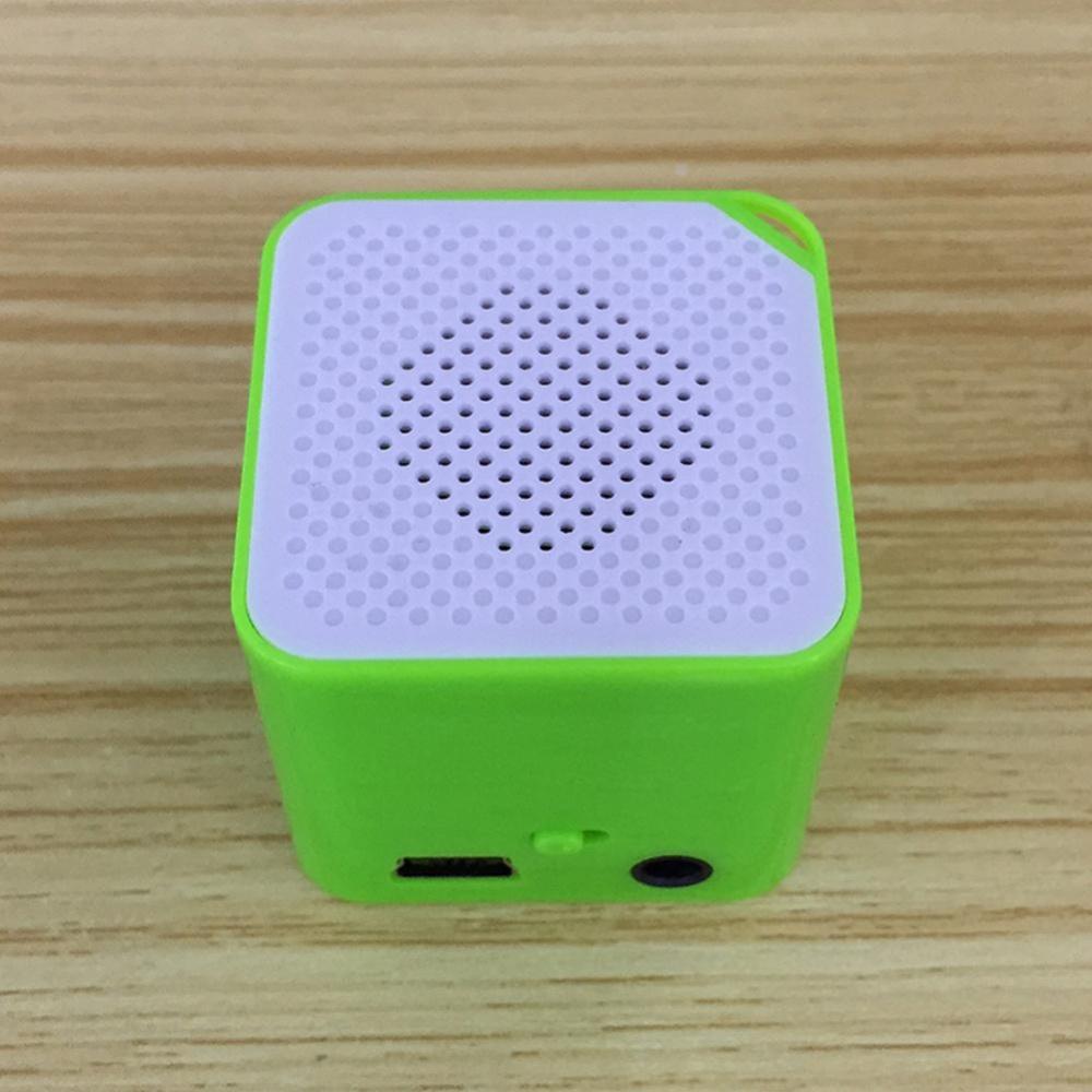 Promo Moonar Mini Mp3 Musik Player Penopang 16G Sd Tf Kartu Speaker Intl Di Tiongkok