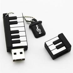 Moonar Piano Bonito Bentuk USB Flash Drive 8g/16g/32g USB Disk Drive Memory Stick Pendrive (16g) -Intl