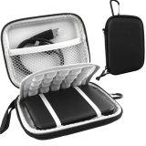 Spesifikasi Moonar Pelindung Shockproof Hard Drive Bag Case Untuk 2 5 Inch Hard Drive Eksternal Internasional Terbaik