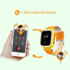 """Moonar Q60 GPS GSM GPRS Cerdas Pelacak Anti Hilang Remote Memonitor Ponsel Pintar Perhiasan Bandung Photo: """"-Anak (Jeruk)"""