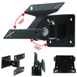 Moonar Putar 14 24 Inch Flat Panel Tv Monitor Lcd Dinding Mount Bracket Di Tiongkok