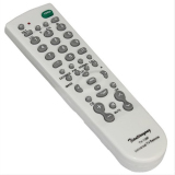 Moonar Universal Remote Kontrol Pengendali Portabel Slim For Televisi Tv 139F Diskon Tiongkok