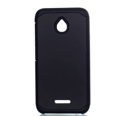 Moonmini Case for Alcatel Dawn OT5027B Shockproof Dual Layer Armor Back Case - Black - intl