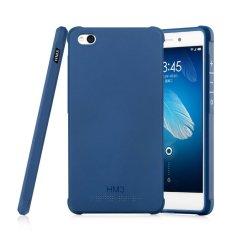 Moonmini Case untuk Xiaomi Redmi 3 Menguntungkan Naga Sarung Lunak Silikon-Safir Biru-Intl