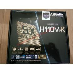 Motherboard ASUS H110M-K DDR4 LGA 1151 Garansi Resmi 3 Tahun