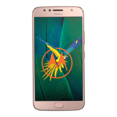Promo Toko Moto G5S Plus Blush Gold Snapdragon 625