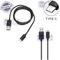 Moto Kabel Motorola Type C  Original 100% New Cable Data Moto Micro Cable Motorola Type C Kabel Data Moto Type-C Kabel Data Motorola Bisa Untuk Brand Handphone Lainnya Dengan Type C Slot - Black