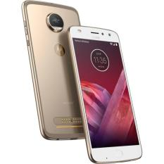 Toko Moto Z2 Play 4G Lte Ram 4Gb 64Gb Gold Online Di North Sumatra