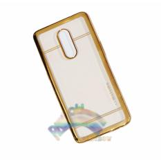 Rp 49.900. Motomo Chrome Infinix S2 Pro X522 Softcase Shining List Chrome Glamour / Tpu Jelly Case/ Ultrahin Ring Glossy / Sofshell / Jelly Silikon ...