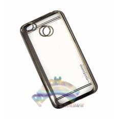 Rp 14.900. Motomo Chrome Xiaomi Redmi 4X Softcase Shining List Chrome Glamour / Tpu Jelly Case/ Ultrahin Ring Glossy ...