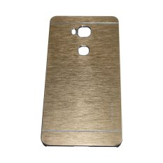 Motomo For Huawei Honor 5X Hardcase Backcase Metal Case - Gold