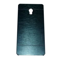 Motomo For Lenovo Vibe P1 Turbo Hardcase Backcase Metal Case - Biru Tua