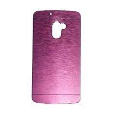 Motomo Hardcase Lenovo Vibe K4 Note A7010 / Casing Lenovo K4 Note / Case Lenovo Vibe K4 Note A7010 - Pink