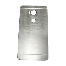 Motomo Huawei Honor 5X / GR 5 Metal Hardcase / Hardcase Backcover / Hardcase Backcase / Metal Case - Silver