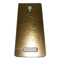 Motomo Lenovo A1000 Hardcase Backcase Metal Case - Gold