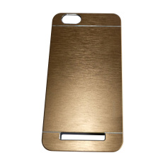 Motomo Lenovo Vibe C / A2020 Metal Hardcase / Metal Backcover Hardcase Backcase / Metal Case - Gold