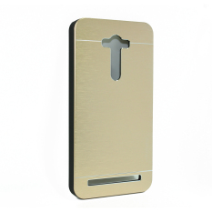Motomo Metal Case for Asus Zenfone 2 Laser ZE551KL - 5.5 inch - Gold