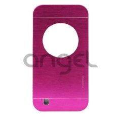 Motomo Metal Case for Asus Zenfone Zoom ZX551ML - Hot Pink