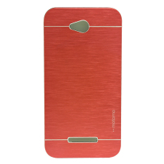 Motomo Metal Case for HTC Desire 616 - Red